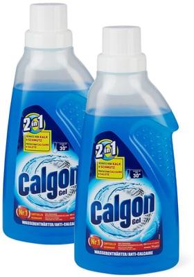 Calgon-Gel im Duo-Pack und -Express Pulverin Sonderpackung