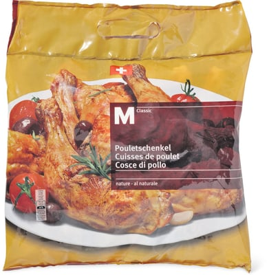 M-Classic Pouletschenkel im Beutel, 2 kg
