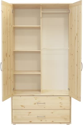 Armoire flexa classic migros for Migros meubles