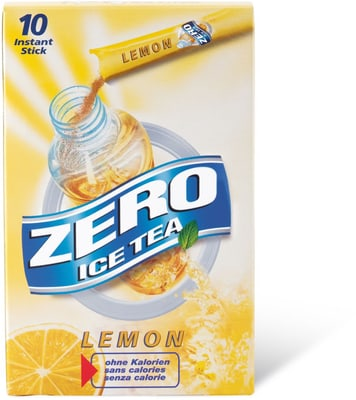 Zero Ice Tea Lemon