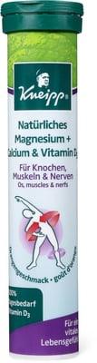 kneipp magnesium calcium vitamin d3 migros. Black Bedroom Furniture Sets. Home Design Ideas