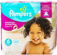 Pampers Active Fit Gr. 6