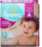 Pampers Active Fit Gr.4 Maxi 7-18kg