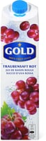 Gold Jus de raisin rouge