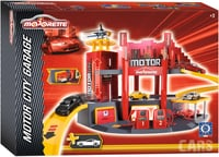 Majorette Motor City + 1 Car
