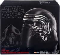 Star Wars E7 The Black Series Kylo Ren Helm