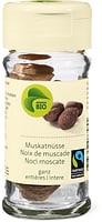 Noix de muscade entières Migros Bio, Fairtrade, 4pièces