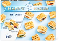 Happy Hour Mini Carrés