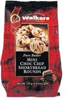 Walkers Mini Choc Chip Shortbread