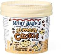 Mary Jane's Almost Cookie