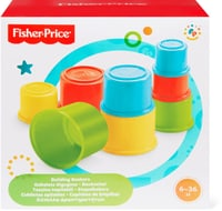 Fisher-Price Baubecher