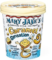 Mary Jane's Caramel Sensation