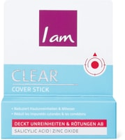 I am Clear Abdeckstift