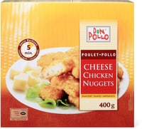 Don Pollo Cheese Chicken Nuggets