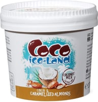 Coco Ice-Land Caramelized Almonds