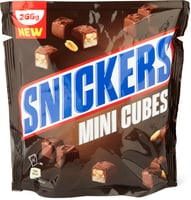 Snickers Mini Cubes