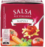 Salsa All'Italiana Napoli
