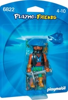 PLAYMOBIL Playmo-Friends Pirate des Caraïbes