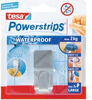 Tesa Powerstrips Waterproof Haken