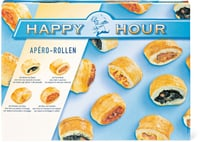Happy Hour Apéro-Rollen