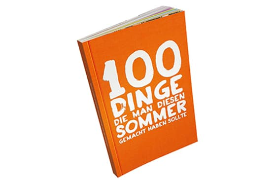 100 dinge die man tun sollte