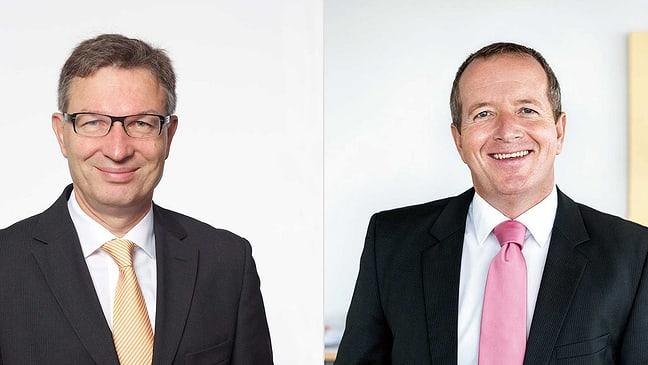 5989236a7b Zürich - Walter Huber und Hansueli Siber werden im Verlauf des nächsten  Jahres aus der Generaldirektion des Migros-Genossenschafts-Bundes  zurücktreten.