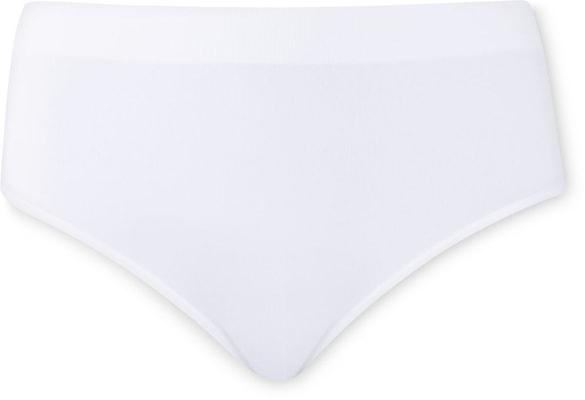 Slip donna midi bianco