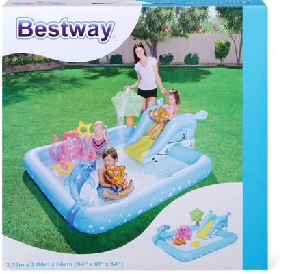 "Bestway Piscine de jeu ""Fantastic Aquarium"" Piscine"