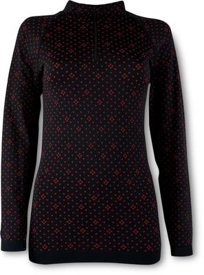 Thermo Shirt pour femme noir