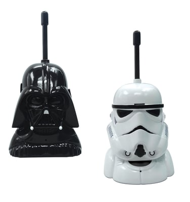 Walkie- Talkie Star Wars