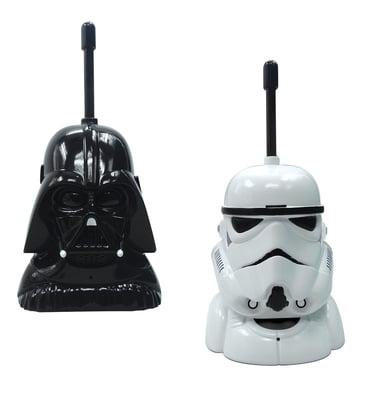 Walkie- Talkie Star Wars