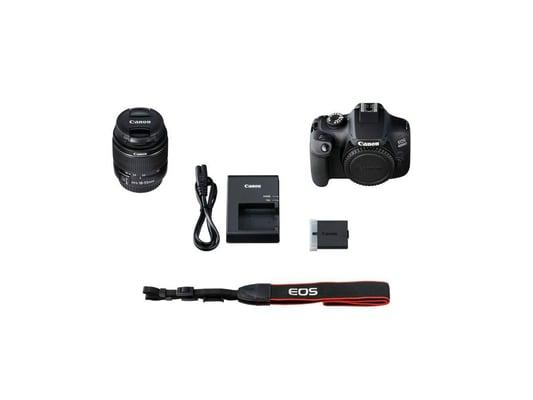 Canon EOS 4000D EF-S18-55mm III DC Value Up incl. borsa SB-130 nero + SD 16GB Kit apparecchio fotografico reflex
