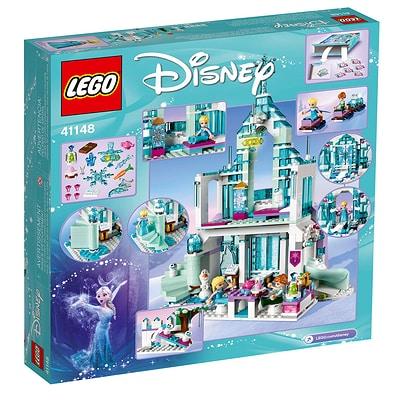 Lego Disney Il magico castello di ghiaccio di Elsa 41148
