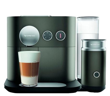 nespresso expert milk delonghi anthrazit grey migros. Black Bedroom Furniture Sets. Home Design Ideas