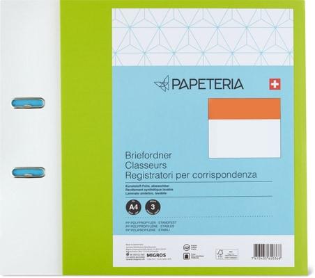 Papeteria Ordner 7cm 3er-Set