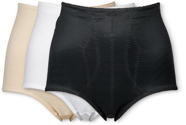 Damen Schlüpferhose schwarz