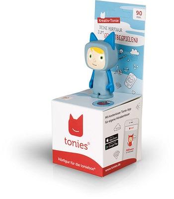 Tonies Hörbuch Kreativ-Tonie - Kreativ-Tonie Blau (DE)