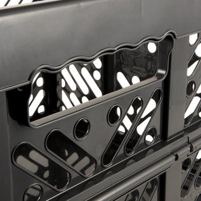 keeeper Casier pliant avec poignées souples 45L