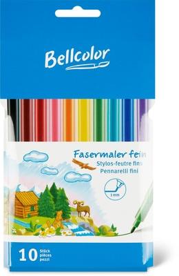 Bellcolor Stylos-feutre fins