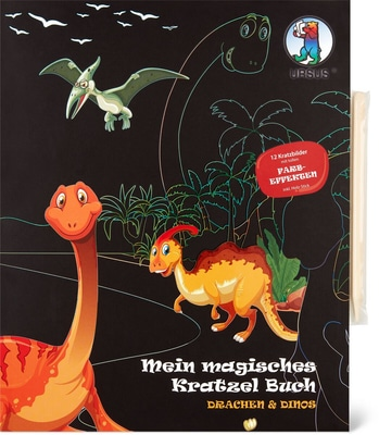 Ursus Baer Kratzel-Buch