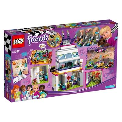 Lego Friends Das grosse Rennen 41352
