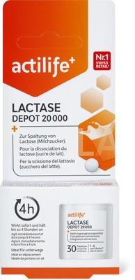 Actilife Lactase Depot