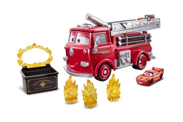 Disney Cars GPH80 Color Change Red Spielfahrzeug