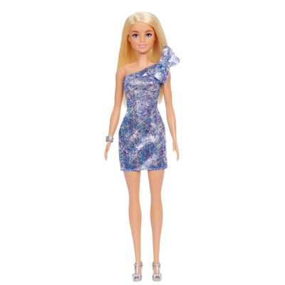 Barbie T7580 Glitzer Sortiment Puppe