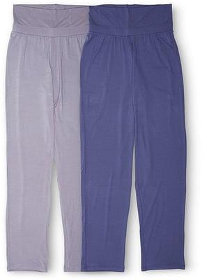 Schiesser Pantalon pour femmes gris claire