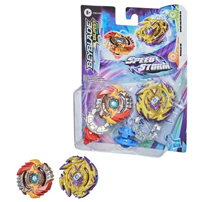 Beyblade Speedstorm Dual Pack Spielset