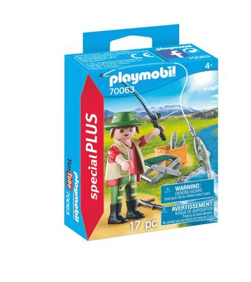 PLAYMOBIL® 70063 Pêcheur à la ligne
