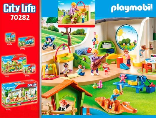 Espace Crèche 70282 Playmobil