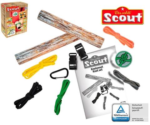 Scout Knoten-SET Rollenspiel