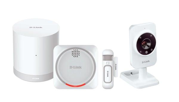 D Link Mydlink Home Smart Home Hd Starter Kit